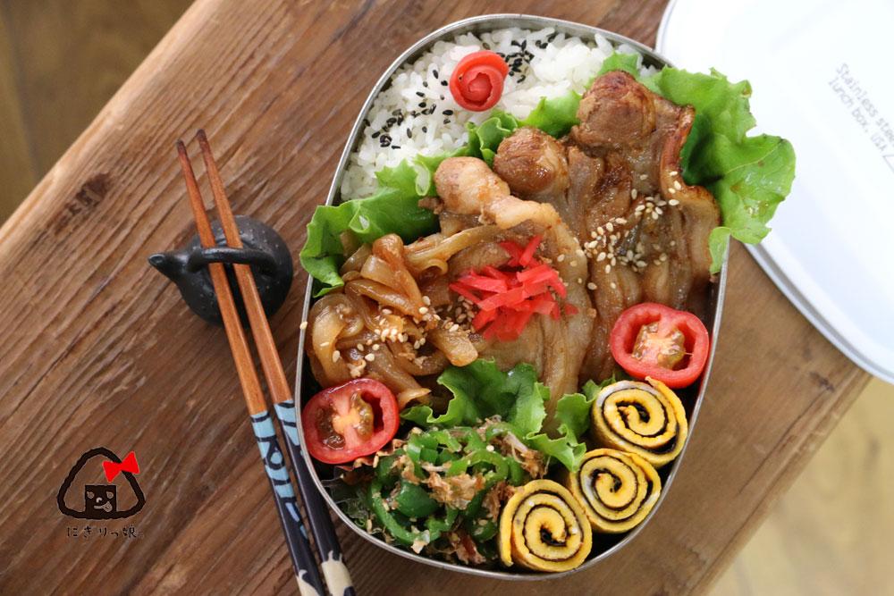 豚肉 お弁当 レシピ