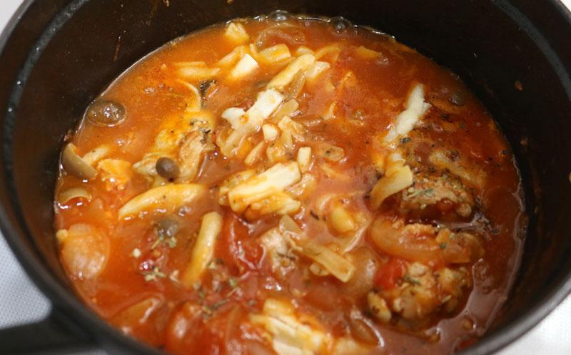 チキン トマト 煮込み 人気 レシピ