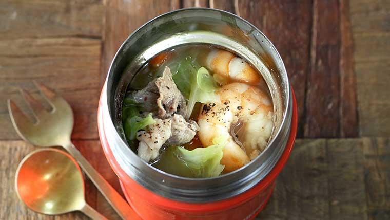 沢山 スープ 具 ヘルシーにお腹を満たそう!10分以内で簡単「具沢山スープ」レシピ5選